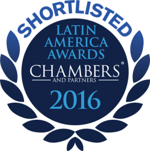 Chambers Latin America Awards