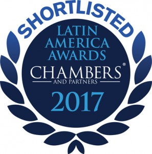 Chambers Latin America Awards shortlisted Dominican Law Firm