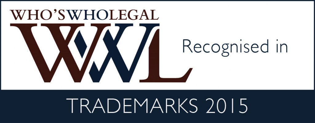 Who's Who Legal: Trademarks 2015